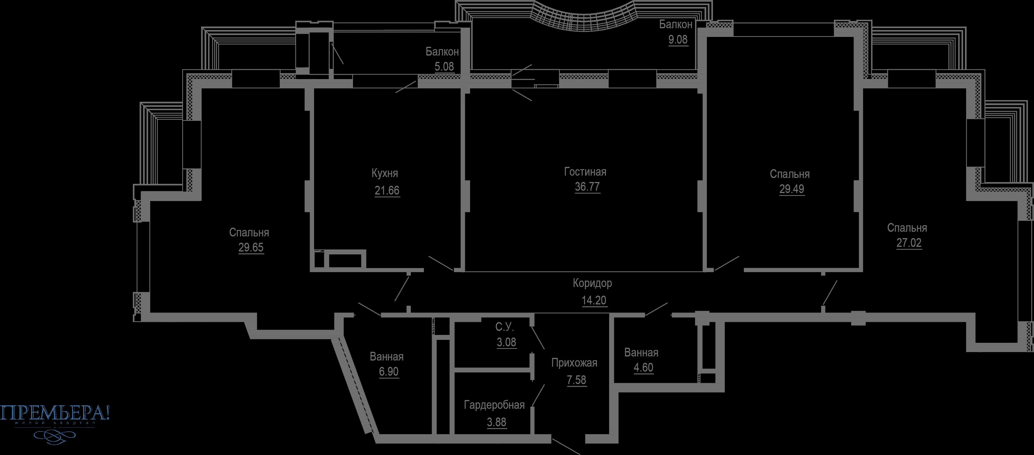 Квартира 100